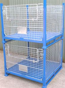 Picture of Wire Mesh Pallet Boxes