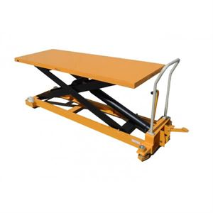 Picture of 1000kg Huge Deck Size Scissor Lift Table