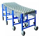 Picture of Heavy Duty Skate Wheel Expandable Conveyor 450mm Width