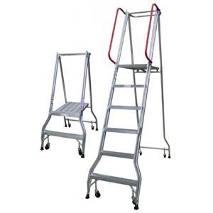 Picture of 3 Steps Monstar Industrial Ladder 850mm Platform Height