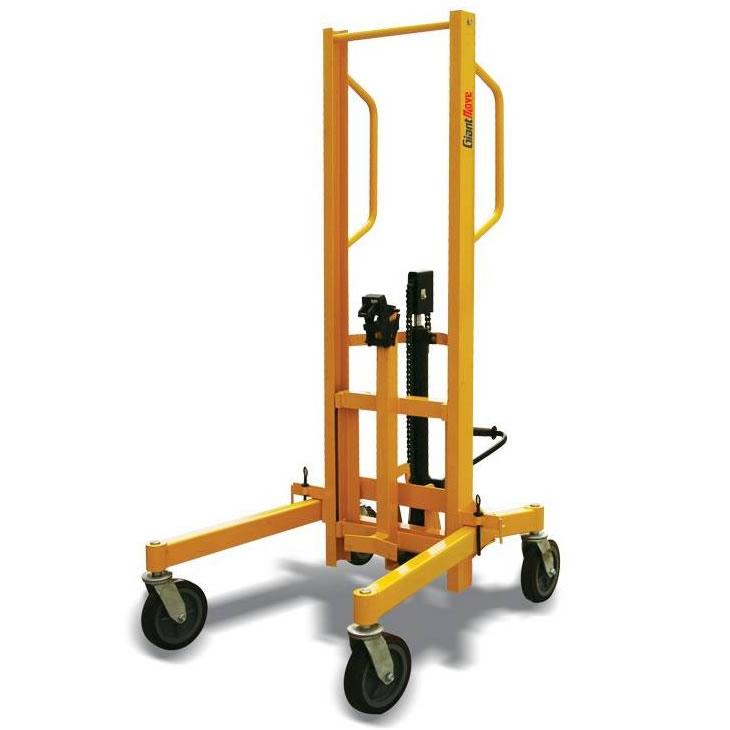 Stationary Load Inverter Pallet Inverter Bulle Pallet: Ergonomic Hydraulic Drum Handler 400Kg