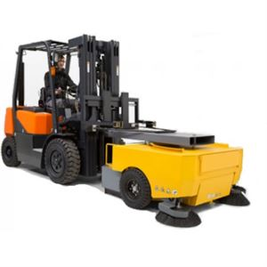 Picture of Forklift Sweeper Extreme