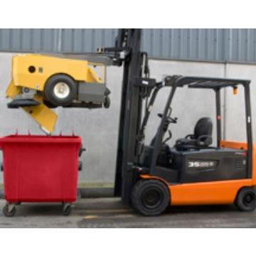 Handling Gear Forklift Sweeper Extreme