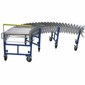 Picture of Heavy Duty Steel Wheel Expandable Conveyor 450mm Width