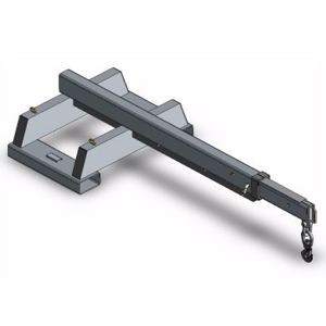 Picture of Fixed Jib Long Jib Attachment 4750Kg SWL