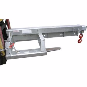 Picture of Fixed Jib Long Jib Attachment 7500Kg SWL
