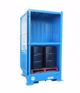 Picture of Relocatable Dangerous Goods Storage 1650 Litre
