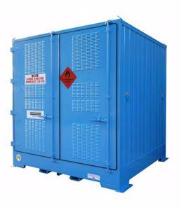 Picture of Relocatable Dangerous Goods Storage 6560 Litre