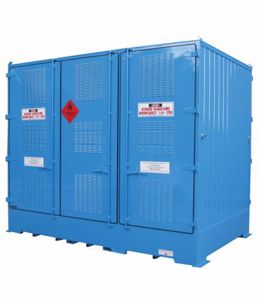 Picture of Relocatable Dangerous Goods Storage 9840 Litre