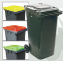 Picture of 120 Litre Wheelie Bins