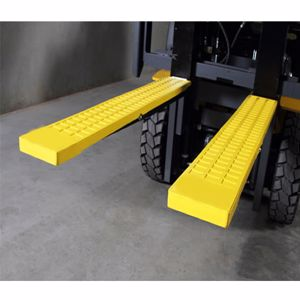 Picture of Rubber Forklift Tyne Grip Covers 125 x 1220mm