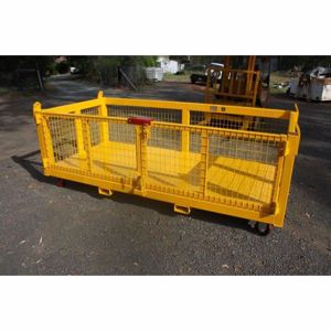 Picture of Goods Cage (Double Pallet)