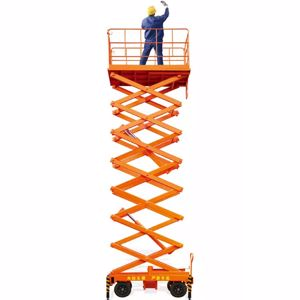 Picture of Scissor Lift Table 300kgs