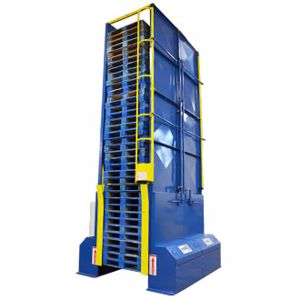 Picture of Pallet Dispenser for 90 Pallets Capacity