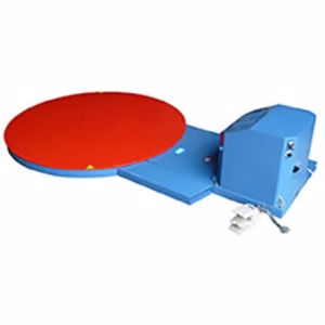 Picture of Stretch Wrapper Turntable Only - Variable Speed