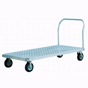 Picture of Heavy Duty Platform Trolley High Quality Aluminium 1000Kg